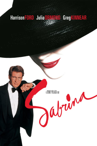 movie poster for Sabrina (1995)