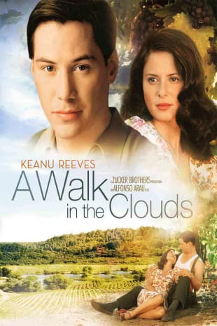 movie poster for A Walk in the Clouds