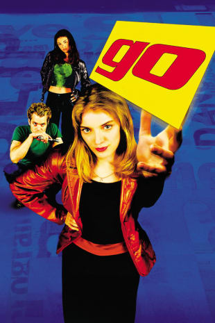movie poster for Go (1999)