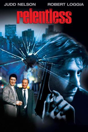 movie poster for Relentless (1989)