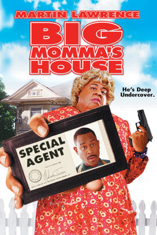 movie poster for Big Momma's House