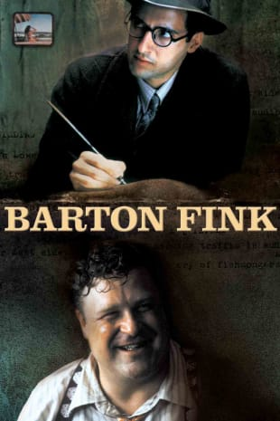 movie poster for Barton Fink