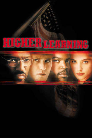 movie poster for Higher Learning