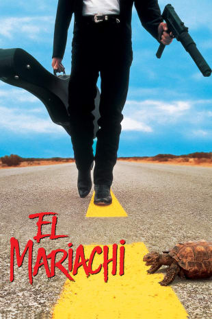 movie poster for El Mariachi