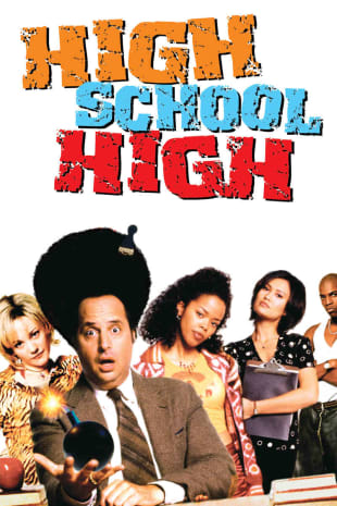 movie poster for High School High