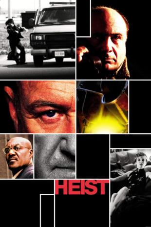 movie poster for Heist