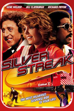 movie poster for Silver Streak