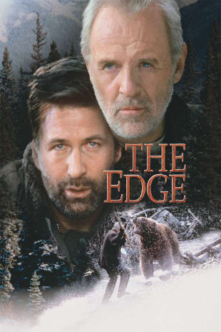 movie poster for The Edge