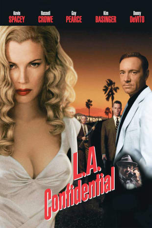 movie poster for L.A. Confidential