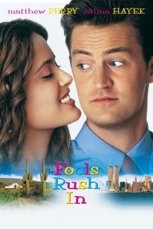 movie poster for Fools Rush In