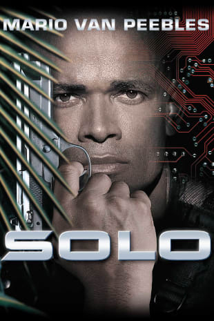 movie poster for Solo (1996)