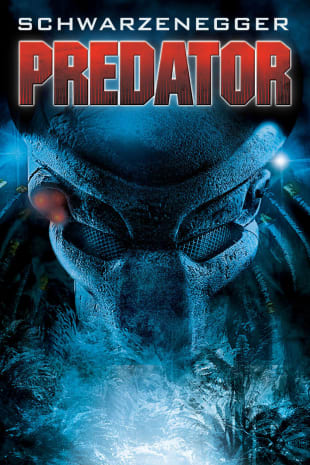 movie poster for Predator (1987)