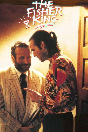 movie poster for The Fisher King