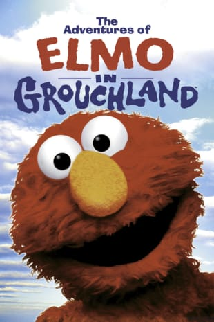 movie poster for The Adventures of Elmo In Grouchland