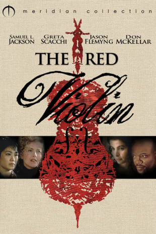 movie poster for The Red Violin