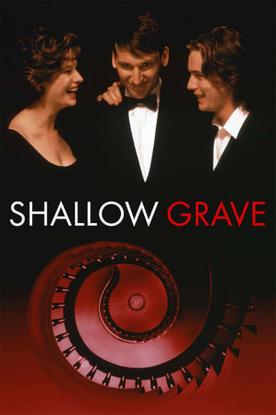 movie poster for Shallow Grave (1995)