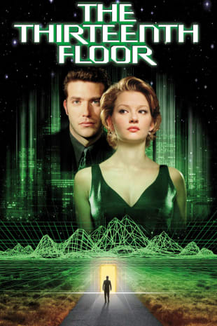 movie poster for The Thirteenth Floor