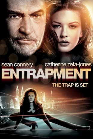 movie poster for Entrapment (1999)