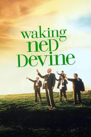 movie poster for Waking Ned Devine
