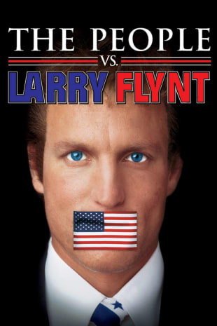movie poster for The People Vs. Larry Flynt