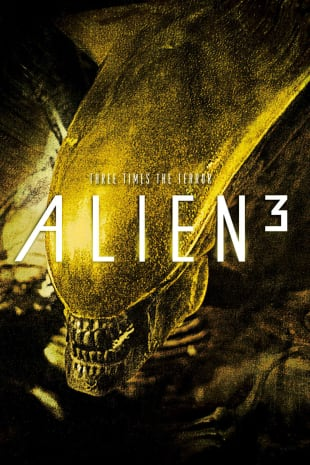 movie poster for Alien 3