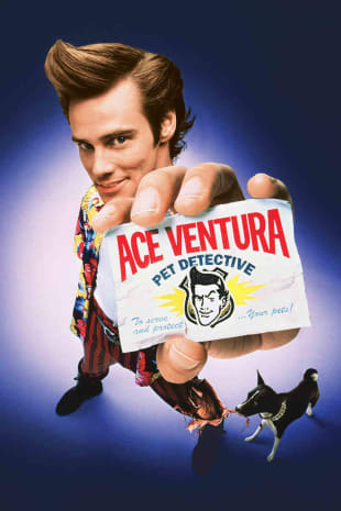 movie poster for Ace Ventura: Pet Detective