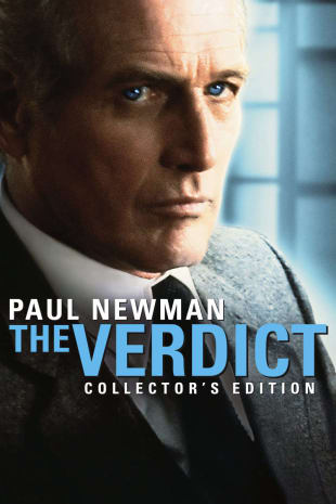 movie poster for The Verdict (1982)