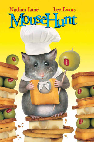 movie poster for Mouse Hunt