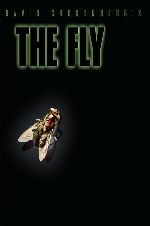 movie poster for The Fly