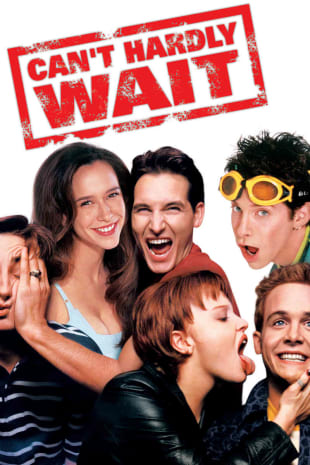 movie poster for Can't Hardly Wait