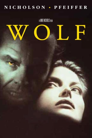 movie poster for Wolf (1994)