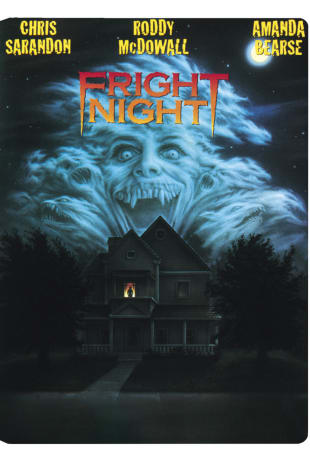 movie poster for Fright Night (1985)