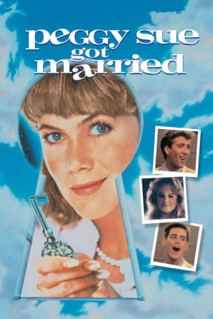 movie poster for Peggy Sue Got Married