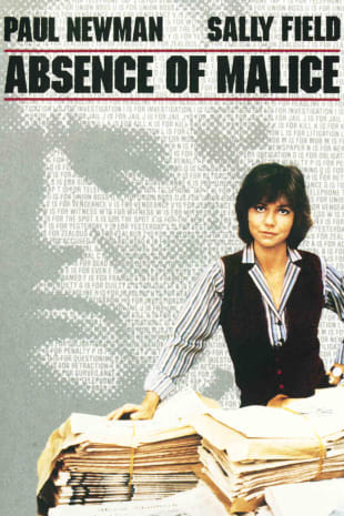 movie poster for Absence Of Malice (1981)