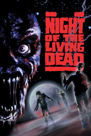 movie poster for Night Of The Living Dead (1990)