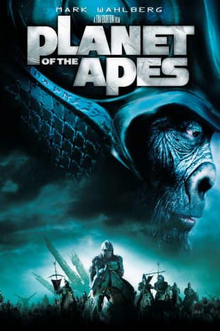 movie poster for Planet Of The Apes (2001)