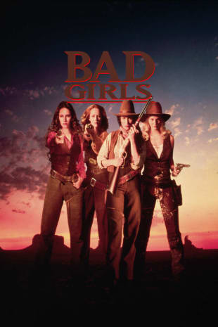 movie poster for Bad Girls (1994)