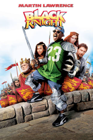 movie poster for Black Knight