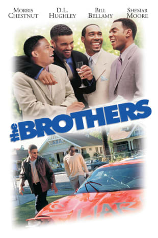 movie poster for The Brothers