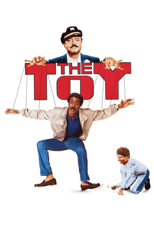 movie poster for The Toy