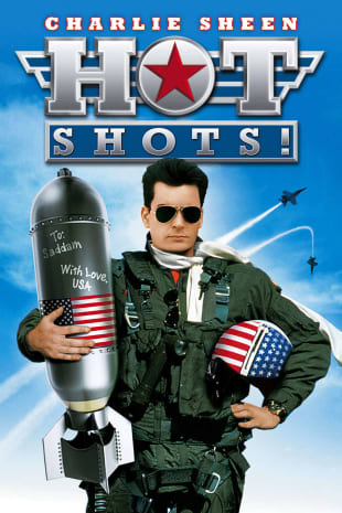 movie poster for Hot Shots!