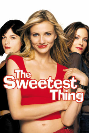 movie poster for The Sweetest Thing