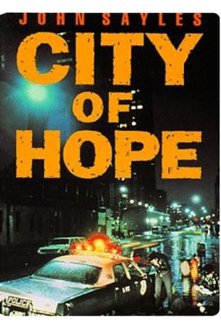movie poster for City of Hope