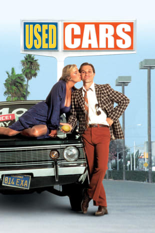 movie poster for Used Cars (1980)