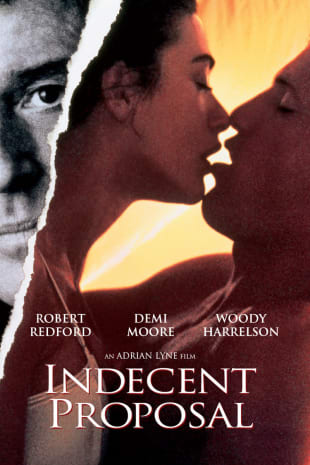 movie poster for Indecent Proposal