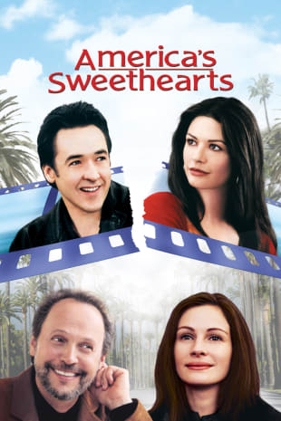 movie poster for America's Sweethearts