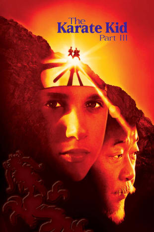 movie poster for The Karate Kid III