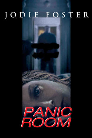movie poster for Panic Room