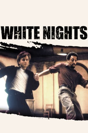 movie poster for White Nights