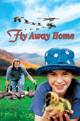 movie poster for Fly Away Home